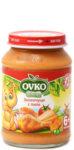 Овко Бебешко пюре /Пилешко с пaщърнак и зеленчуци/ 6 м. 190 гр. 1116